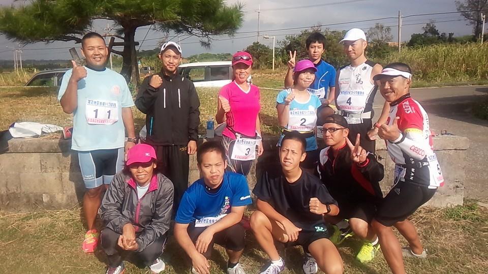 第一回城辺地区健康マラソン大会