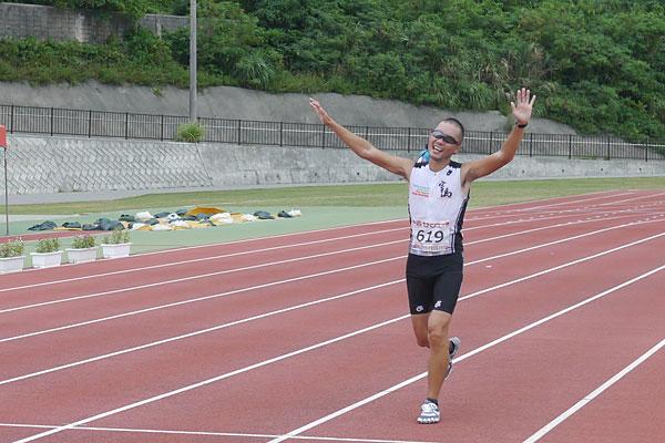 エコマラソン、瀕死で完走