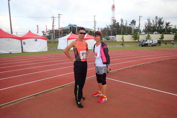 エコアイランド宮古島マラソン 2017