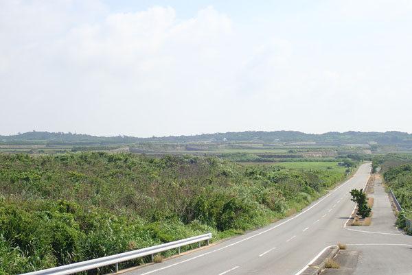 宮古島南側海沿いルート