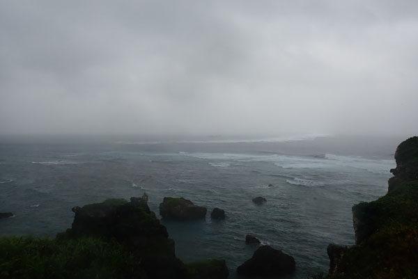 宮古島 集中豪雨