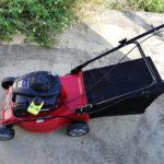 芝刈り機二号