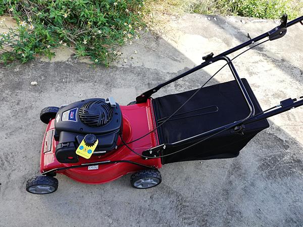 ドリームリンク 芝刈り機